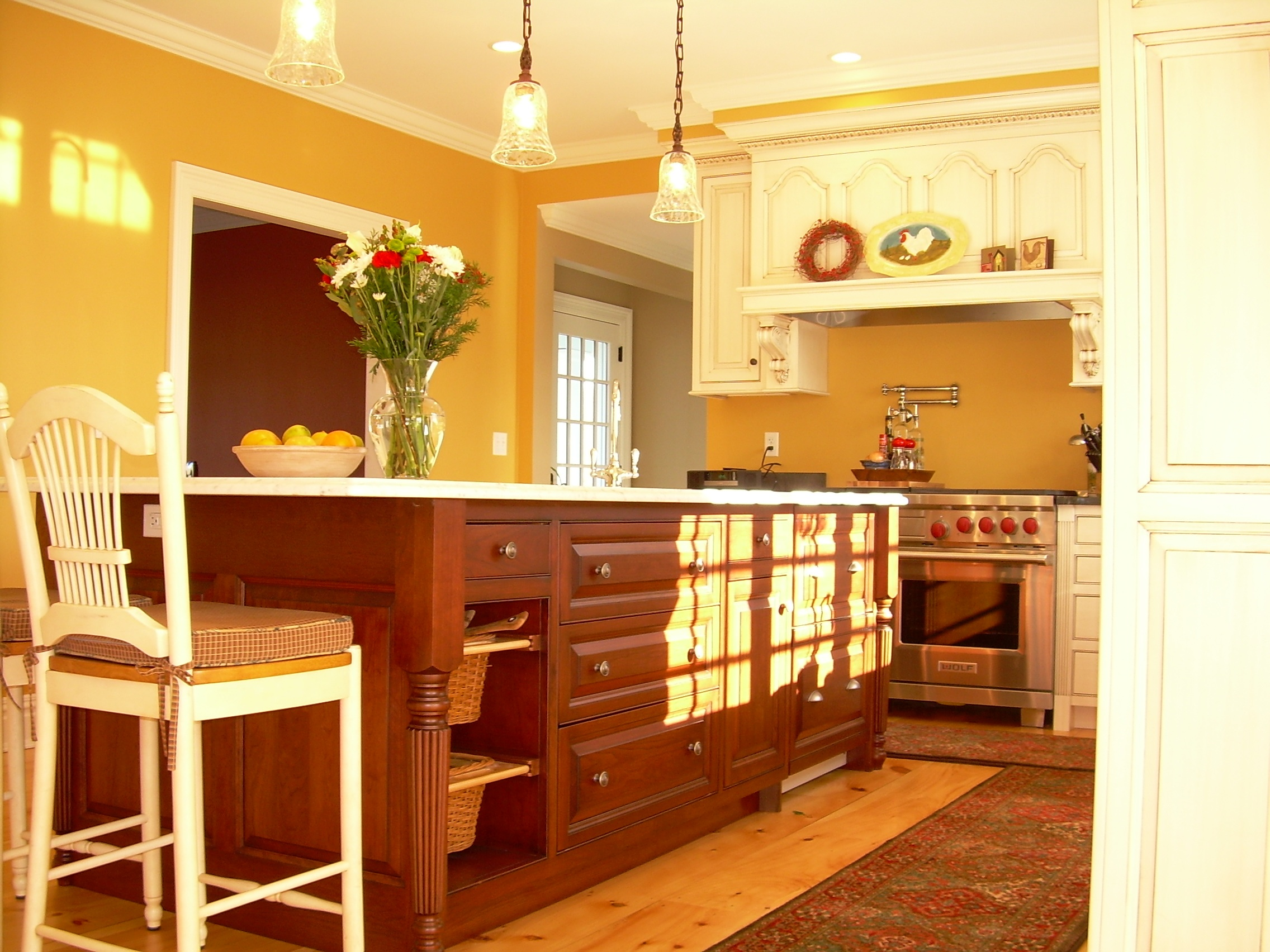 Charming jeld wen interior doors r24 in simple home for Federal style kitchen